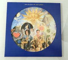 Tears For Fears / The Seeds of Love vinyl picture disc
