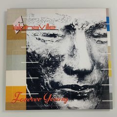 Alphaville / Forever Young 180g orange vinyl
