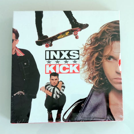 INXS / Kick 25 Super Deluxe Edition 3CD+DVD Box Set