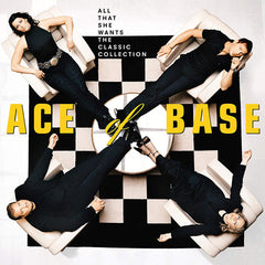 Ace Of Base / All That She Wants: The Classic Collection 11CD+DVD box set