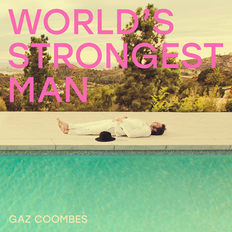 Gaz Coombes / World's Strongest Man black vinyl
