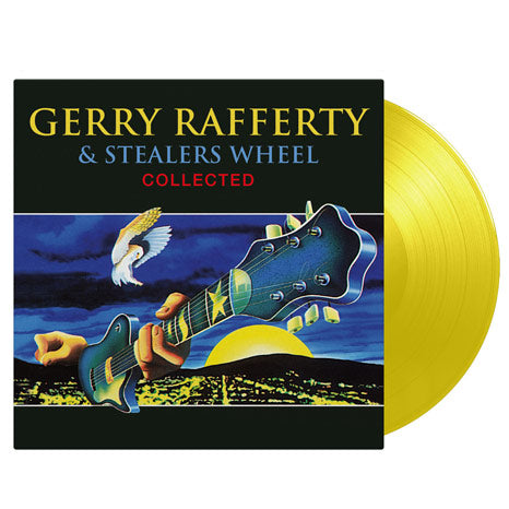 Gerry Rafferty & Stealers Wheel / Collected limited edition 2LP yellow vinyl