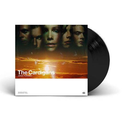 The Cardigans / Gran Turismo remastered vinyl LP