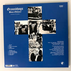 Groundhogs / Blues Obituary 50th anniversary limited blue vinyl
