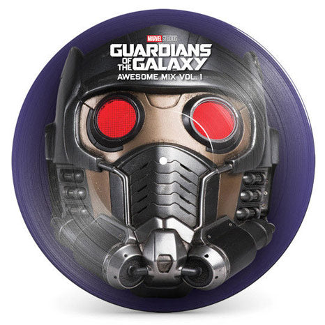 Various Artists / Guardians of the Galaxy Awesome Mix Vol.1 vinyl picture disc