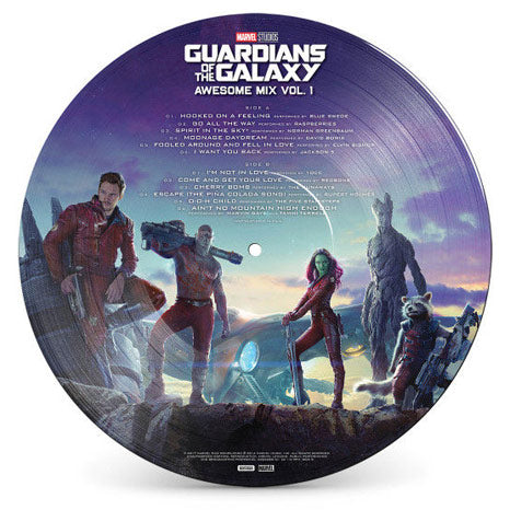 Various Artists Guardians Of The Galaxy Awesome Mix Vol