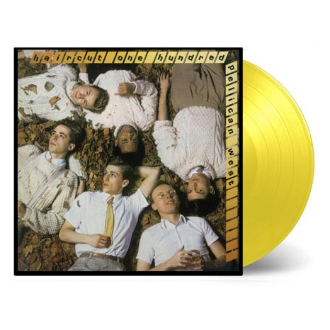 Haircut One Hundred / Pelican West Plus 2LP coloured vinyl