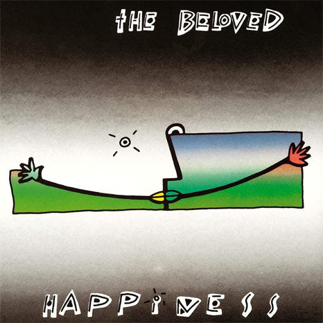 The Beloved / Happiness SIGNED 2LP vinyl