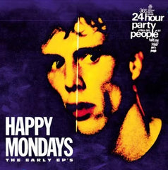 Happy Mondays / The Early EP's coloured vinyl box