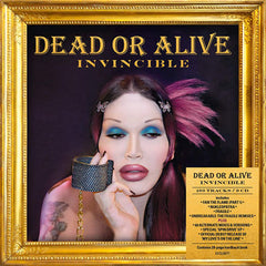 Dead Or Alive / Invincible 9CD box set