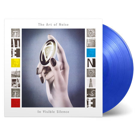 Art Of Noise / In visible Silence / 2LP deluxe blue vinyl