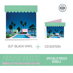 Pacific Breeze: Japanese City Pop, AOR & Boogie 1976-1986 / 2LP+CD BUNDLE