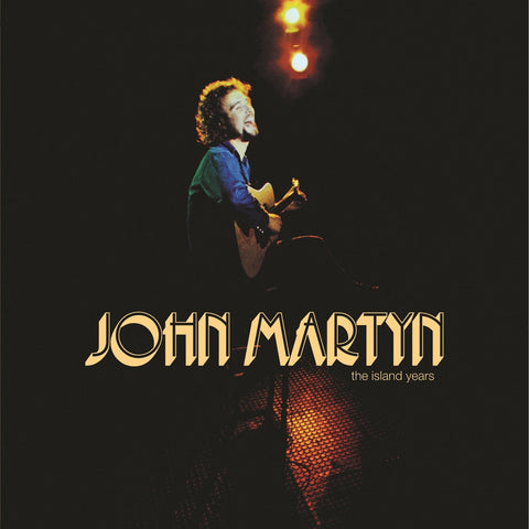 John Martyn / The Island Years box set – Extremely rare and long out-of-print