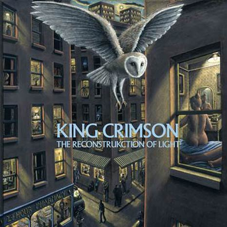 King Crimson / The ReconstruKction of Light CD/DVD-A combo