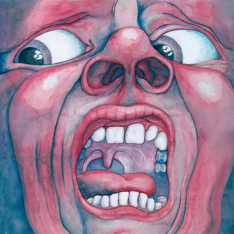 King Crimson / In The Court of the Crimson King 50th anniversary 2LP vinyl