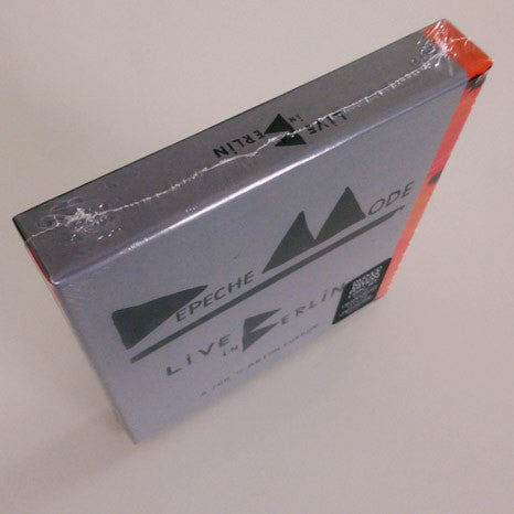 Depeche Mode / Live in Berlin 5-disc box set