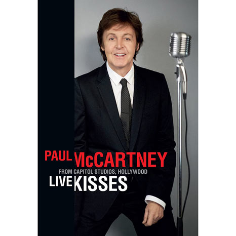 Paul McCartney / Live Kisses DVD