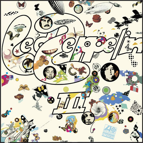 Led Zeppelin III / super deluxe edition box