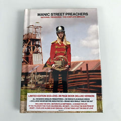 Manic Street Preachers / National Treasures - The Complete Singles deluxe edition