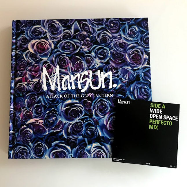 Mansun / Attack of the Grey Lantern 3CD+DVD deluxe edition with EXCLUSIVE Mansun CD single