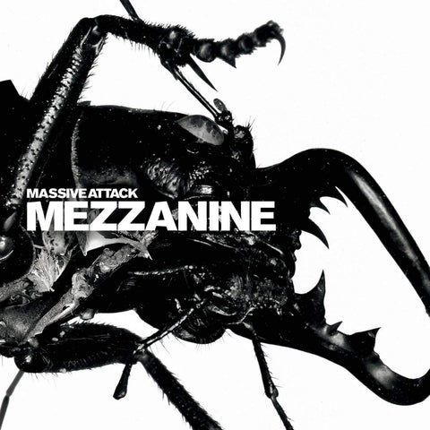 Massive Attack / Mezzanine 20th anniversary 2CD deluxe edition