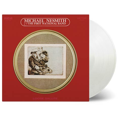 Mike Nesmith / Loose Salute limited transparent vinyl