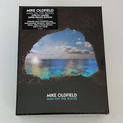 Mike Oldfield / Man on the Rocks super deluxe edition