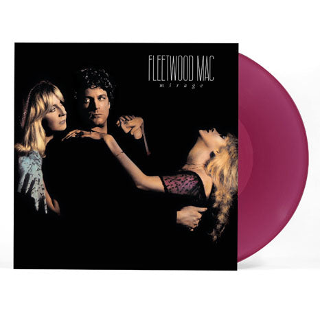 Fleetwood Mac / Mirage limited edition violet vinyl LP
