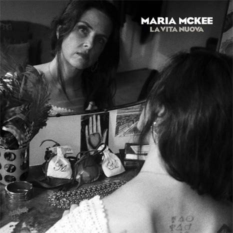 Maria McKee / La Vita Nuova 'bookback' CD edition