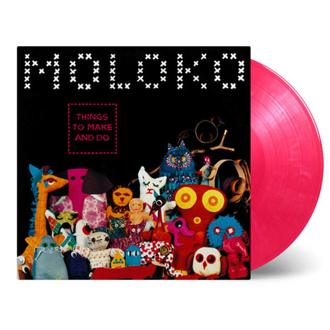 Moloko / Things To Make And Do 2LP coloured vinyl