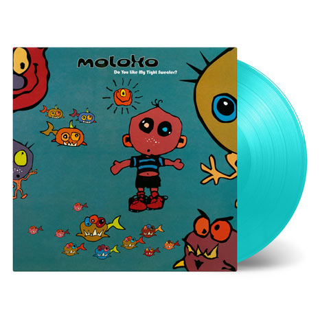 Moloko / Do You Like My Tight Sweater? Limited edition 2LP coloured vinyl