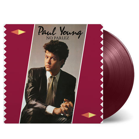 Paul Young / No Parlez limited edition coloured vinyl LP
