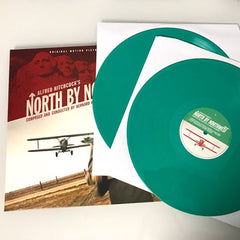 North By Northwest / limited 2LP green vinyl - just 500 units worldwide