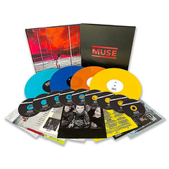 Muse / Origin of Muse 9CD+4LP box set