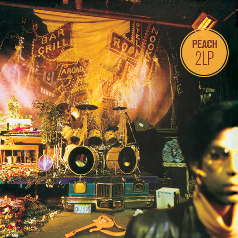 Prince / Sign O' The Times 2LP remaster on limited peach-coloured vinyl