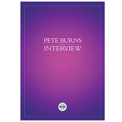 Pete Burns: The Last Interview - Limited & numbered 'keepsake' booklet
