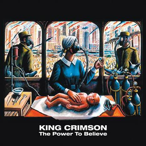 King Crimson / The Power to Believe CD/DVD-A combo
