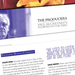 The Producers: On Paul McCartney's Flowers in the Dirt - Standard Edition