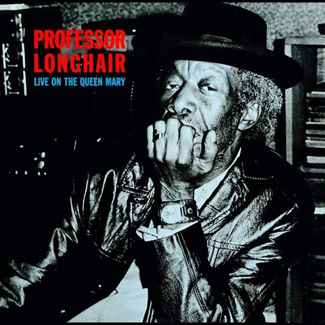 Professor Longhair / Live on the Queen Mary deluxe vinyl LP