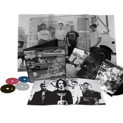 Rage Against The Machine XX anniversary super deluxe edition box