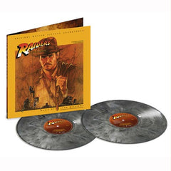 Raiders of the Lost Ark / 2LP Silver Vinyl