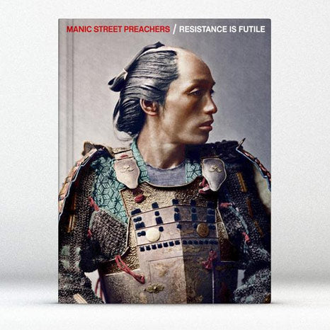 Manic Street Preachers / Resistance is Futile: limited edition 2CD deluxe bookset