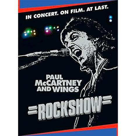Paul McCartney and Wings / RockShow DVD