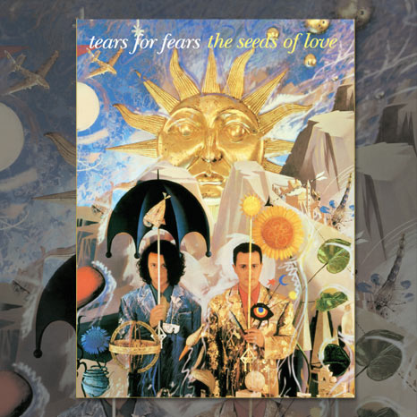 Tears For Fears / The Seeds of Love 4CD+Blu-ray super deluxe box set