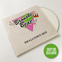 Bronski Beat / The Age Of Consent BUNDLE#4: 2CD deluxe + Picture Disc vinyl + PINK vinyl + exclusive Smalltown Boy CD single