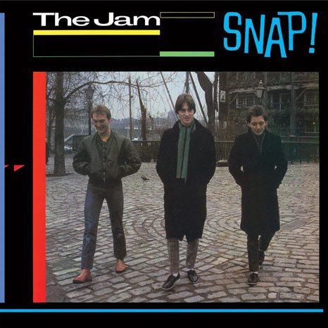 "The Jam / Snap! 2LP vinyl + 7"" single"