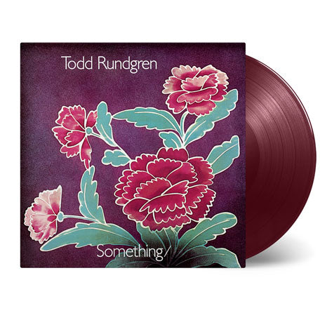 Todd Rundgren / Something/Anything? limited edition coloured 2LP vinyl