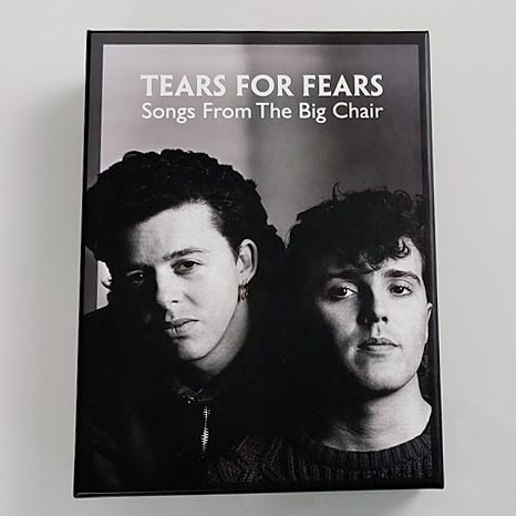 Tears For Fears / Songs From The Big Chair super deluxe edition box set