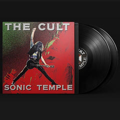 The Cult / Sonic Temple 30th anniversary 2LP vinyl