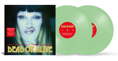 Dead Or Alive / Unbreakable: The Fragile remixes 2LP pale green vinyl